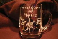 Chope mug grave specialement pour mon amie martine 1