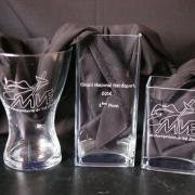 Ensembles de vases personnalises pour le club d escrime handisport du val d europe 2018